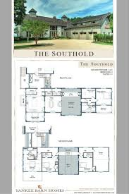 Incredible Barn Home! Visit to see photos and downloadable floor plans.  #barnhouseplans