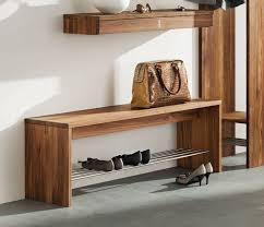 Entrance Bench With Coat Rack Foyer Bench Deaft West Arch 77
