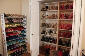 Shoe Organizer Ideas Best Hanging Closet Shoe Organizer Design Closet Organizer