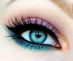 cool makeup ideas pastel lids