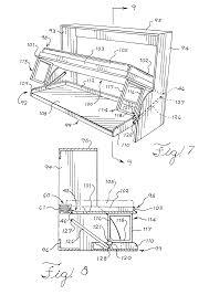 Hideaway Beds For Sale Bedroom Murphy Bed Mechanism Build A Hideaway Bed