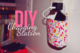 Make Charging Station Diy Charging Station Youtube