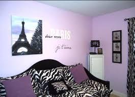 Paris Bedroom Decor Girls Paris Themed Bedroom