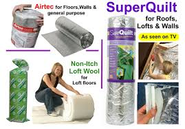 Roof Insulation and Loft Insulation at Superquilt-insulation.eu ... & Europes highest Performance Multi-foil Insulation products delivered to  your door. Lowest delivered prices in Europe for SuperQuilt & EcoQuilt  Multi-foil ... Adamdwight.com