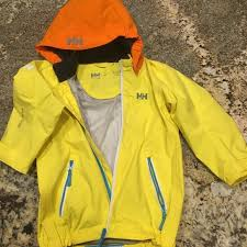 Helly Hansen Toddler Rain Coat
