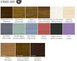 wood colours for furniture. Wonderful For Gruposeys Basicos Furniture Collectionwood Colour Choices Intended Wood Colours For Furniture