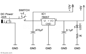 how to build a remote control car power supply diagram for a remote control car