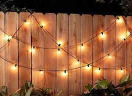 into lighting. Amazon\u0027s String Lights Transform Your Patio Into A Wonderland For $15 Lighting