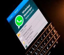 descargar whatsapp para blackberry