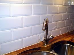 white kitchen wall tiles. Metro White Brick Kitchen Wall Tile This Range Of Tiles Has A Gloss Finish