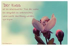 Der Kuss Ist Ein Liebenswerter Trick Der Natur Ein Gespräch Zu