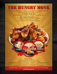 Restaurant Flyer Design - Oakharborchamber.org