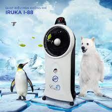 Quạt điều hòa không khí Iruka I-88 www.dodunggiadinh.vn