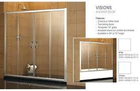dreamline shower doors review enclosures glass unidoor door reviews c43