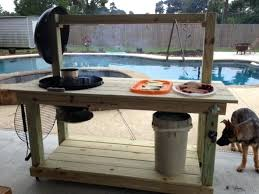 diy grill table grill side table image kettle grill table grill side table diy weber grill