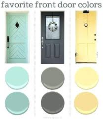 Perfect front doors ideas Design Blue Exterior Door Paint Colors Finding The Perfect Front Door Color Can Be Tricky Here Are Wow Day Painting Blue Exterior Door Paint Colors Dianacooperclub
