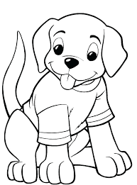 Cats And Dogs Coloring Pages Dog Printable Coloring Pages Free