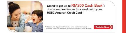 hsbc amanah monthly highlights