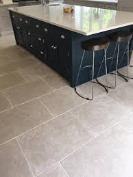 Natural Stone Kitchen Floor Shaker Kitchen Lime Wash Oak Floor Marble Benchtop House