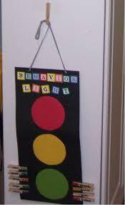 Traffic Light Chart Behaviour Red Light Green Light Yellow Light Behavior Chart Www