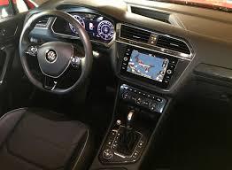 2018 volkswagen tiguan lwb. modren lwb 2018 volkswagen tiguan interior  image  timothy cain with volkswagen tiguan lwb