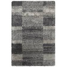 8 x 11 large gray and charcoal area rug henderson rc willey furniture