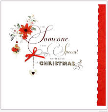 Free Printable Christmas Cards For The One You Love L