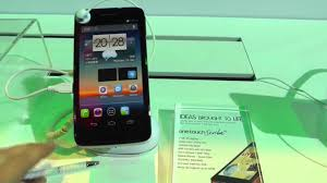 CES 2013: Alcatel One Touch Scribe HD ...
