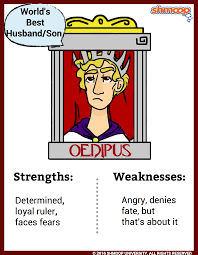 oedipus in oedipus the king character analysis