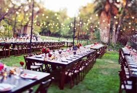 ... Best Reception Ideas For The Best Reception With Simple Outdoor ...