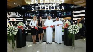 first sephora duty free in the world opens at abu dhabi airport