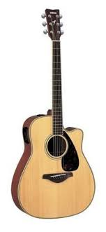 <b>Электроакустическая гитара Yamaha</b> FGX 720SC