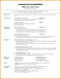 Resume Template For Graduate School Application Grad School Resume Sample Resume For Graduate School Sweet Sample 17