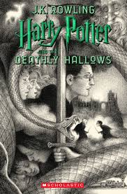 harry potter and the ly hallows hary potter cover
