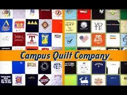T-shirt Quilt - Campus Quilt Co - wow, college kids accumulate so ... & T-shirt Quilt - Campus Quilt Co - wow, college kids accumulate so many Adamdwight.com
