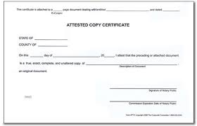 Samples Of Notary Letters Sample Notarial Certificates Download Them Or Print
