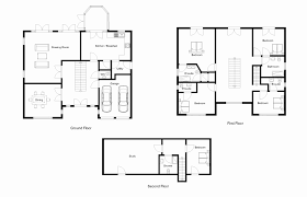 how to draw floor plan house awesome 2d drawing gallery floor plans