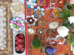 Tahvil e Saal-Times & Days of Nowruz ساعت و روز تحويل سال نوروز