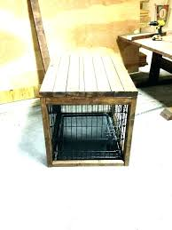 designer dog crate furniture ruffhaus luxury wooden. Pet Furniture Crate End Table Dog Designer . Ruffhaus Luxury Wooden