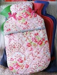 Hot Water Bottle Cover Tutorial And Free Pattern | Water bottle ... & Cath Kidston Sew! Water Bottle CoversHot ... Adamdwight.com