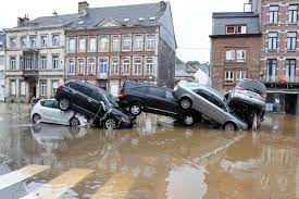 Deadly floods wreck havoc in Germany ...