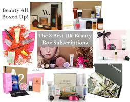 beauty all boxed up the 8 best uk box subscriptions