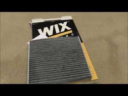 Wix Cabin Air Filter Review Youtube