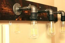 mason jar bathroom light fixture mason jar bathroom light industrial bathroom light fixtures industrial vanity light