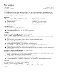 Professional Sales Resume Cool Maintenance Resume Example Examples Inside Sales And Janitorial
