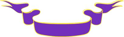 Purple Ribbon Banner Purple Ribbon Banner Clip Art At Clker Com Vector Clip Art