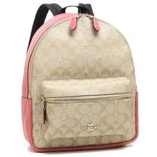 Coach Backpacks - Up to 70% off at Tradesy