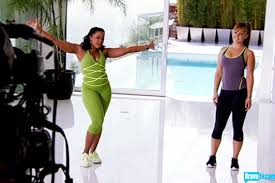 real housewives of atlanta recap the battle of the workout videos