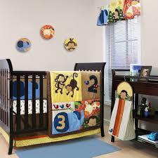 belle crib bedding set jungle safari theme 123 zoo buds 8 piece baby bedding set com