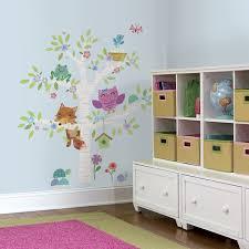 nursery wall stickers woodland tree